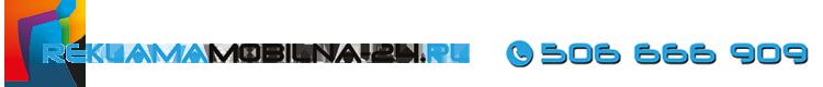 Reklamamobilna-24 Logo